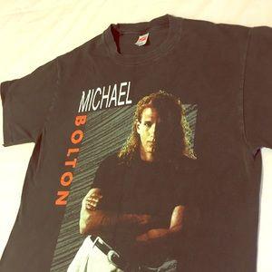 What a damn Hunk! Michael Bolton 1992 Vintage ❤️